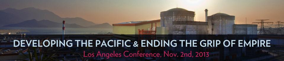 November 2013, LA Conference