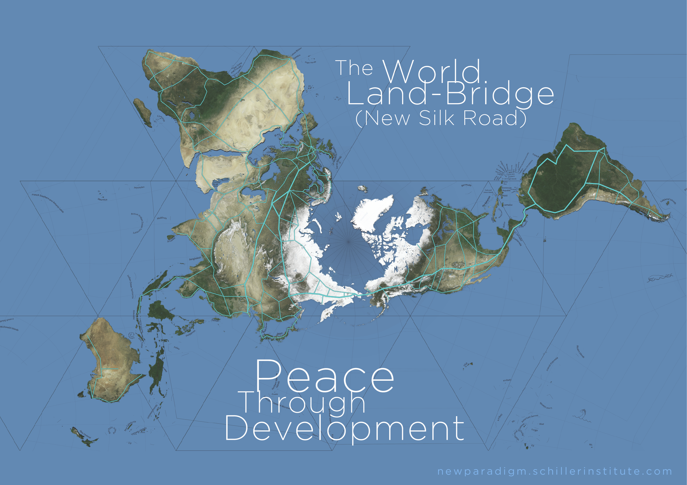 The World Land-Bridge