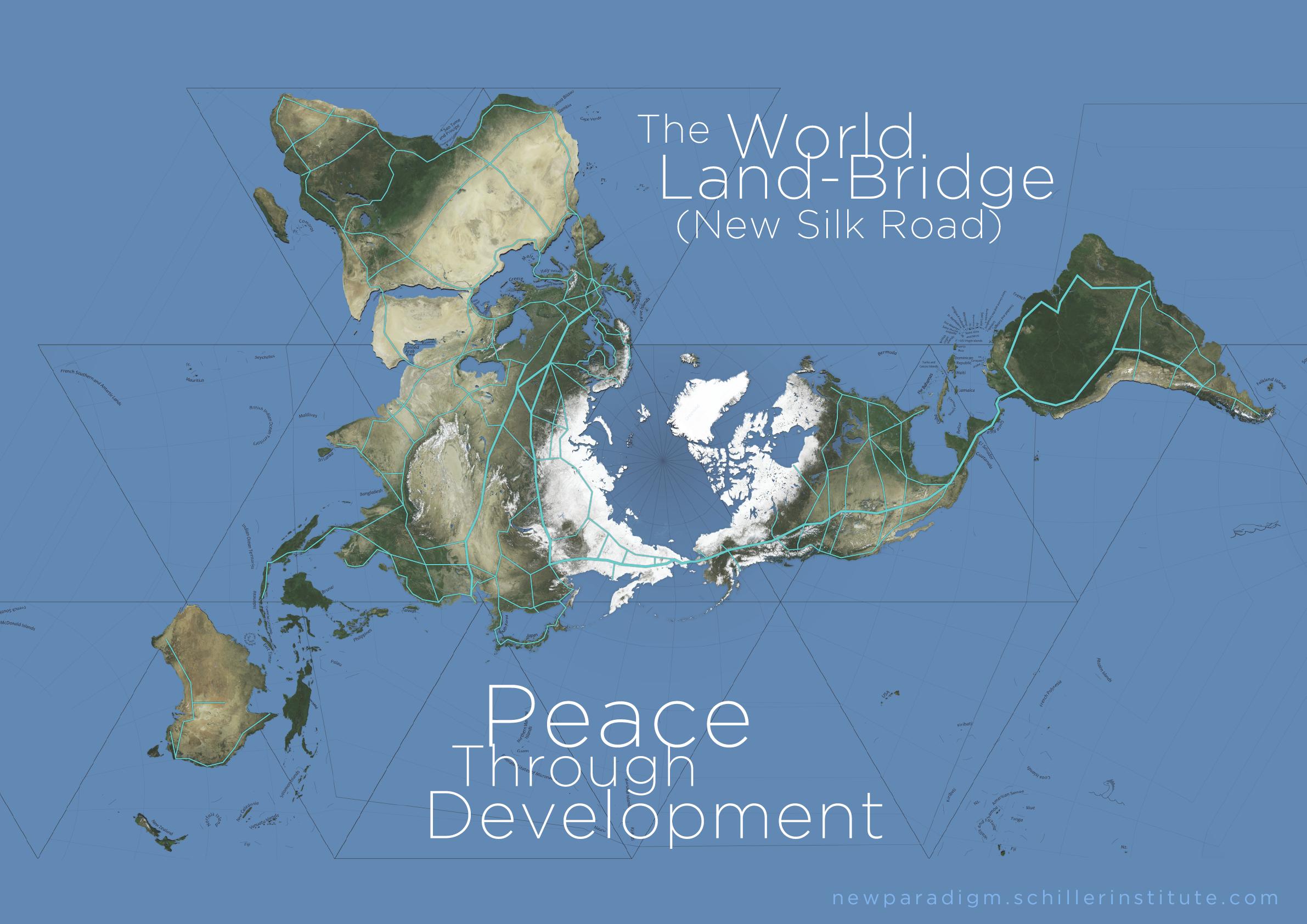 The World Land-Bridge