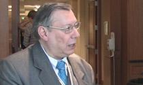 Dr. Claudio Maccone, Technical Director of the International Academy of Astronautics