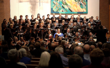 Requiem performance in Remembrance of JFK