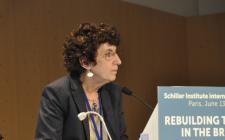 Christine Bierre : Le pont terrestre eurasiatique de Leibniz