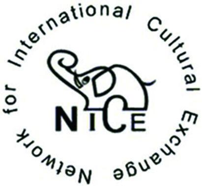 NICE Logo Weiß