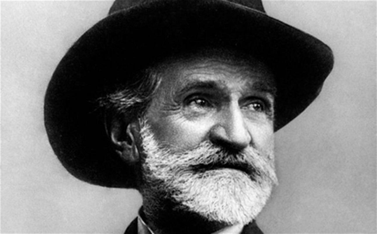 """Giuseppe Verdi: """"Ich für meinen Teil wünsche, daß die ganze musikalische Welt einen einzigen Kammerton festlegt. Die Sprache der Musik ist universell. Warum sollte der Ton, der in Paris oder Mailand als 'a' bezeichnet wird, in Rom zum 'b' werden?"""""""
