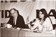 Lyndon and Helga Zepp-LaRouche travel to Mexico in May 1982 to meet with President López Portillo